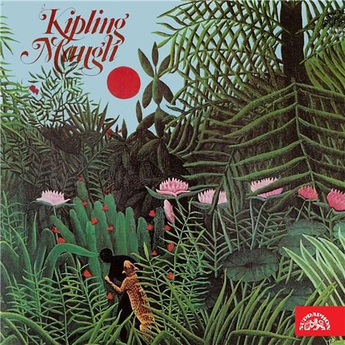 Mauglí - Kniha džunglí - Rudyard Kipling, Vladimír Kovářík (mp3 audiokniha)