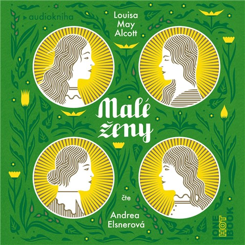 Malé ženy - Louisa May Alcottová (mp3 audiokniha)