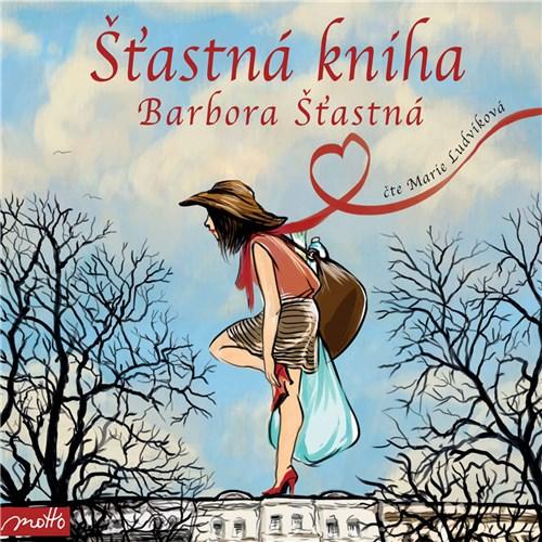 Šťastná kniha  - Barbora Šťastná (mp3 audiokniha)