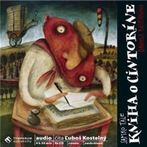 Kniha o cintoríne – Samko Tále - Daniela Kapitáňová (mp3 audiokniha)